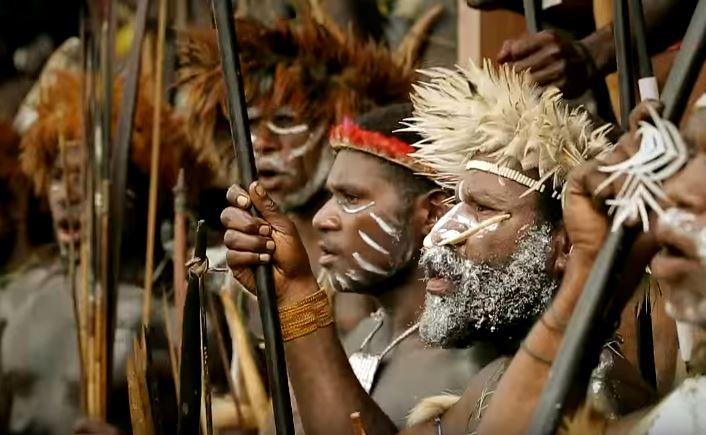 Penduduk Pulau Raja Ampat